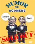 Humor For Boomers DVD
